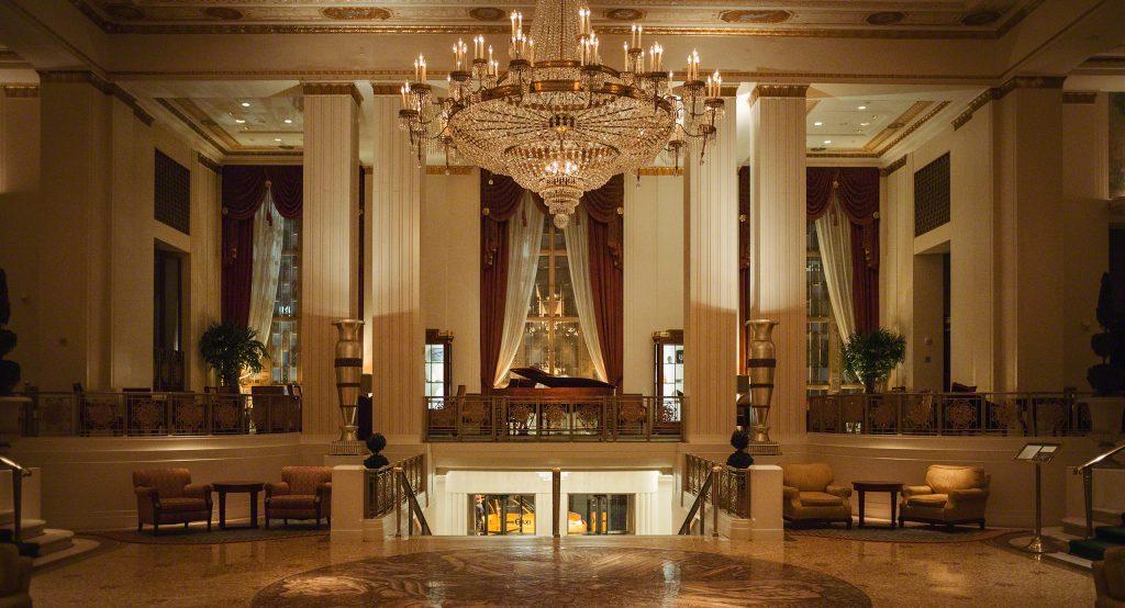 Luxushotel Waldorf Astoria New York
