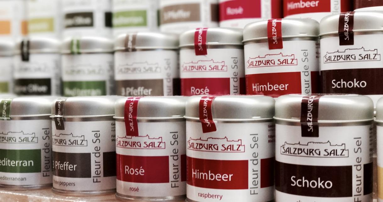 Salzburg-Salz: Besuch im neu eröffneten Concept Store in der Altstadt