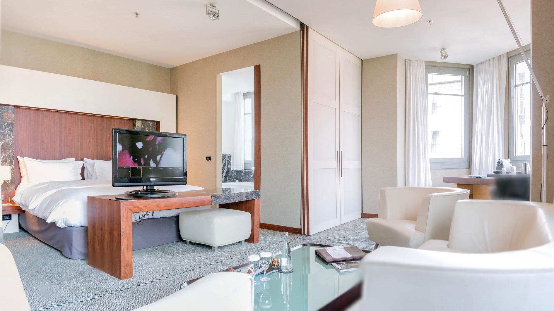 Sofitel Berlin Genadarmenmarkt Prestige Suite