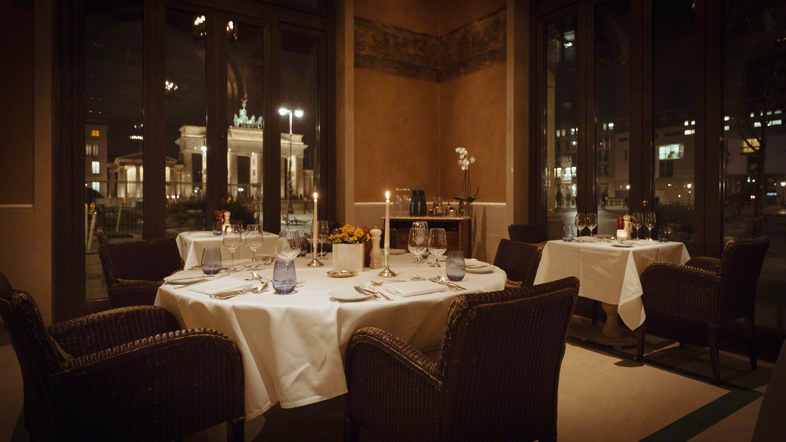 Luxushotel Adon Kempinski Berlin Restaurant Quaree