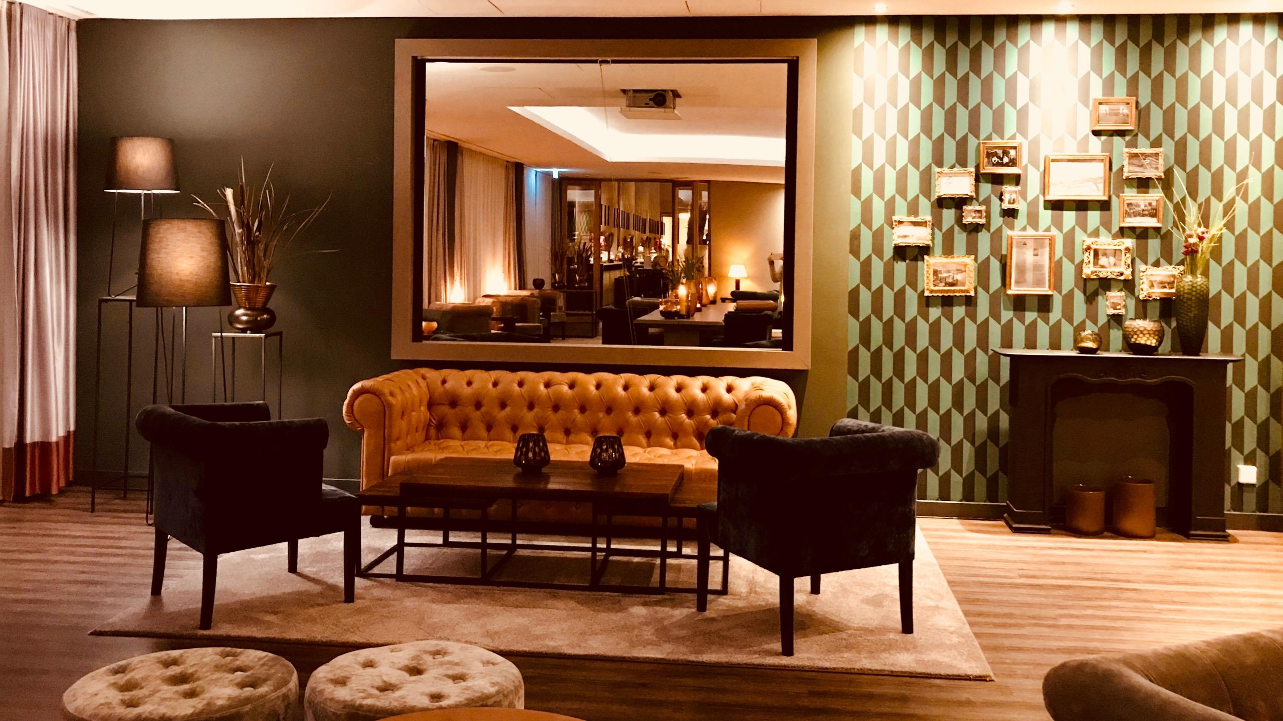 Sylt A-ROSA Hotel Negroni Bar