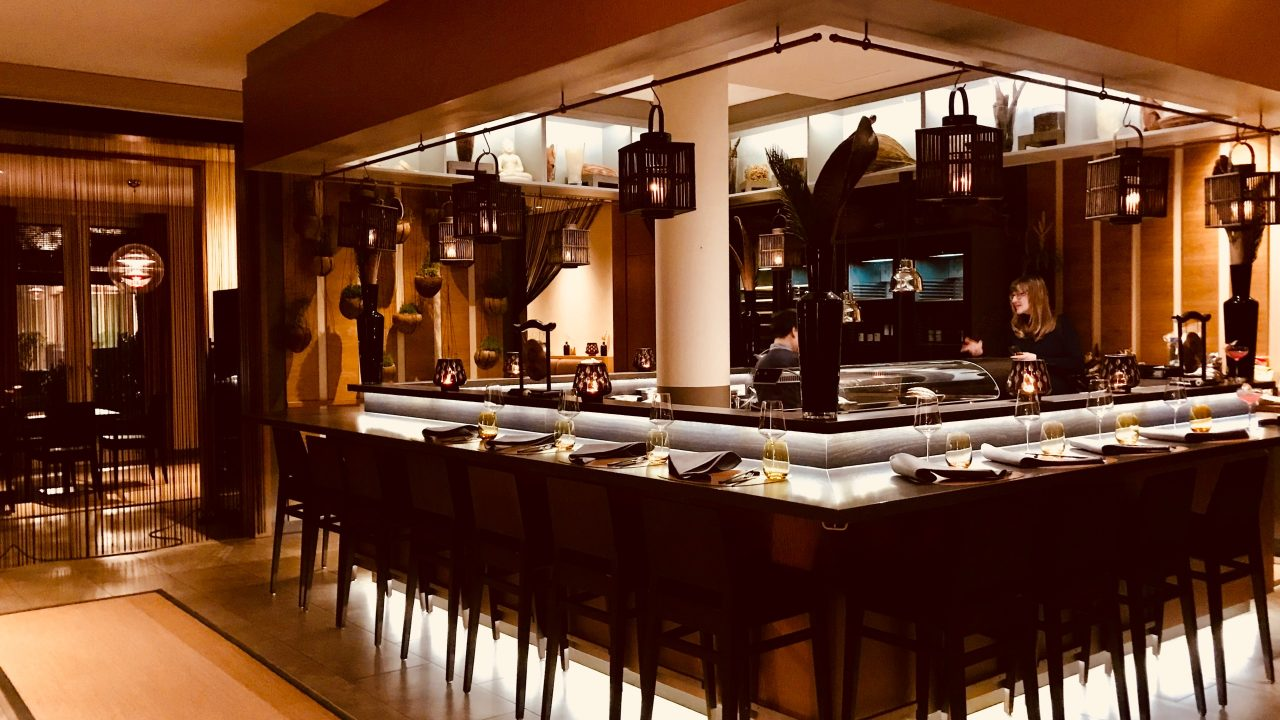 Sylt List A-ROSA Hotel Restaurant Spicies Sushi Bar