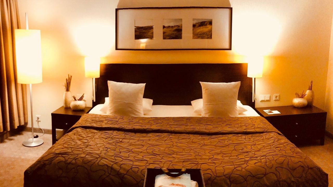Sylt List A-ROSA Luxushotel Zimmer Suite