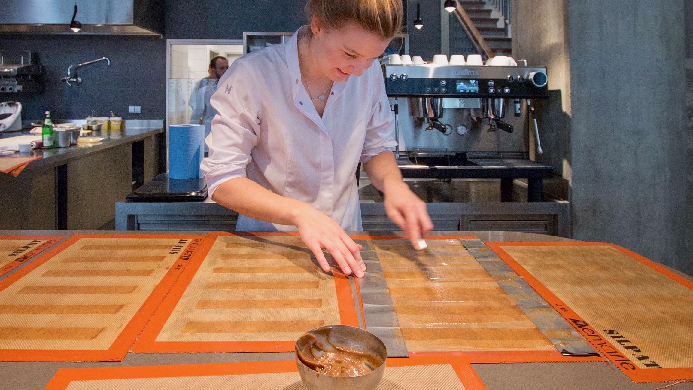 The Table Hamburg Restaurant von Kevin Fehling_Patisserie
