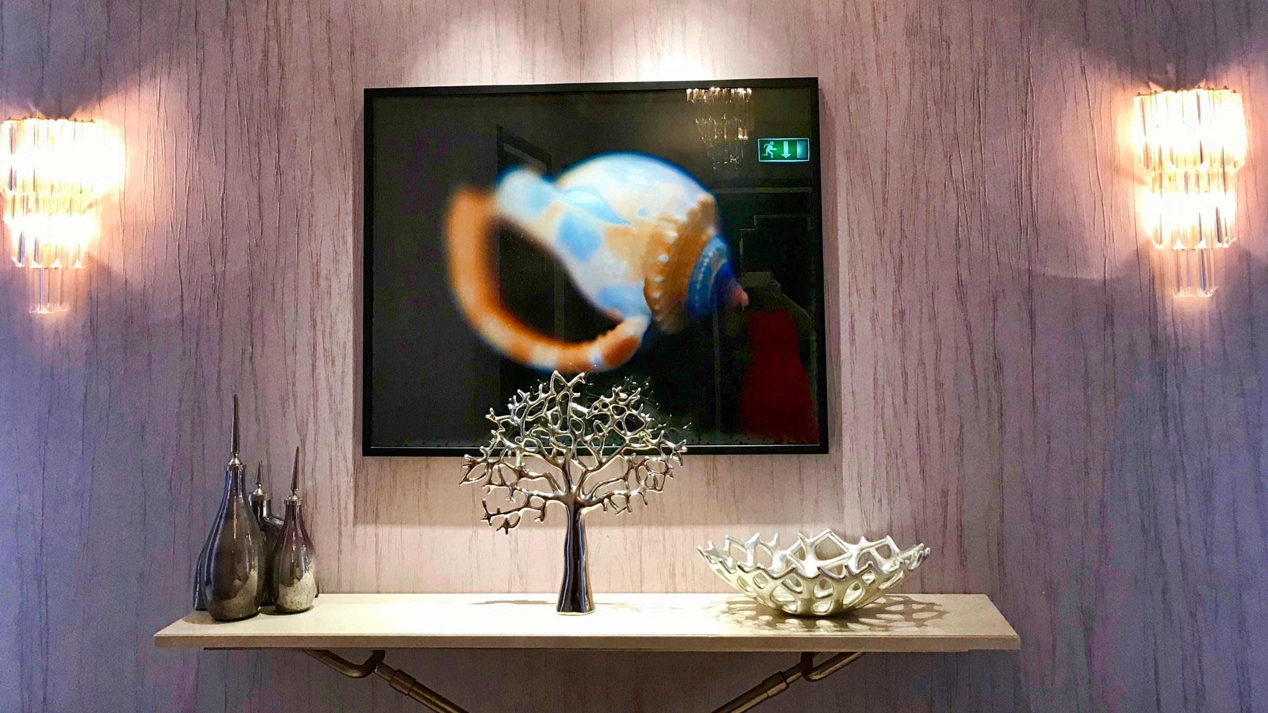 Hotel Waldorf Astoria Ras Al Khaimah Imperial Suite Flur