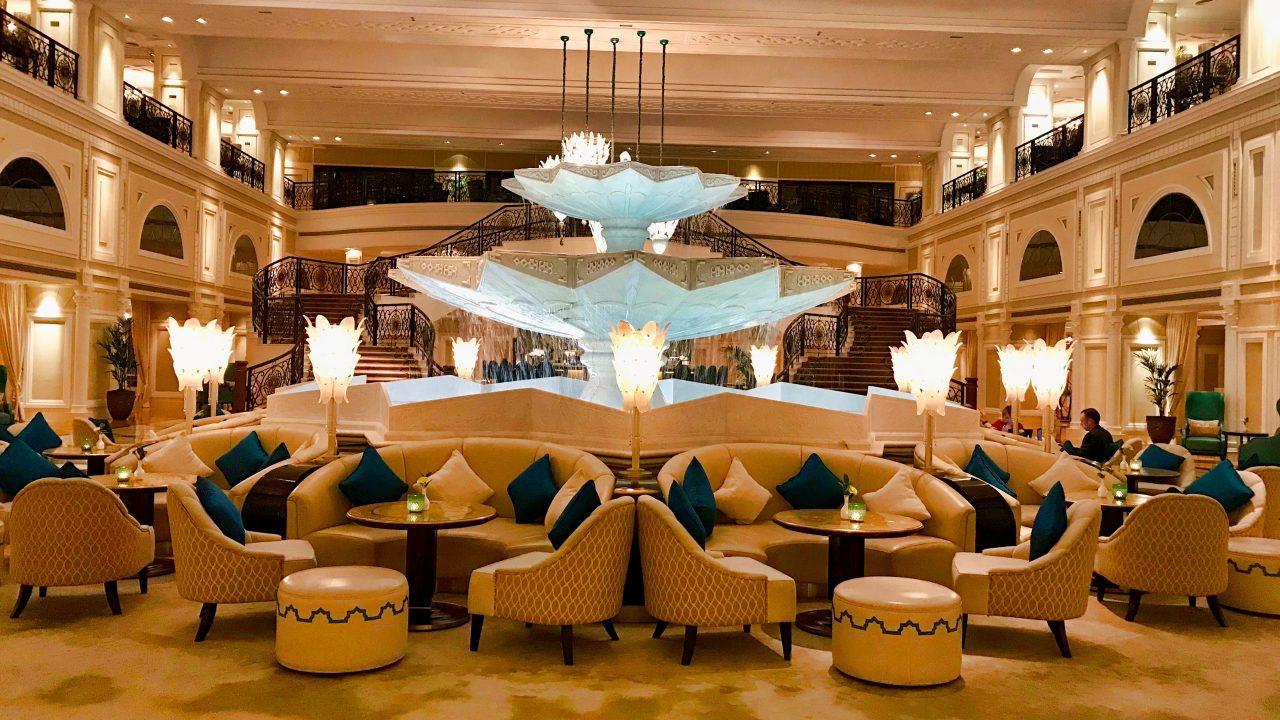 Hotel Waldorf Astoria Ras Al Khaimah_Lobby
