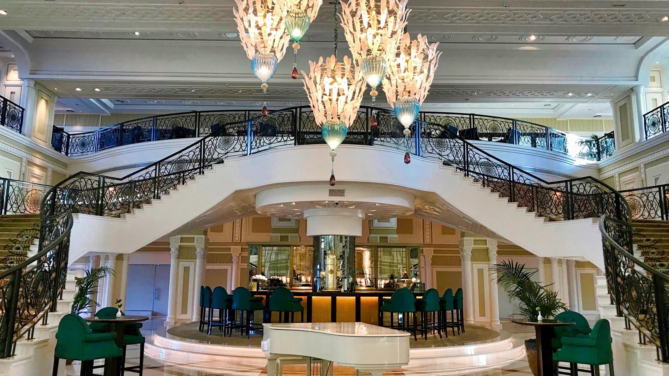 Hotel Waldorf Astoria Ras Al Khaimah Lobby