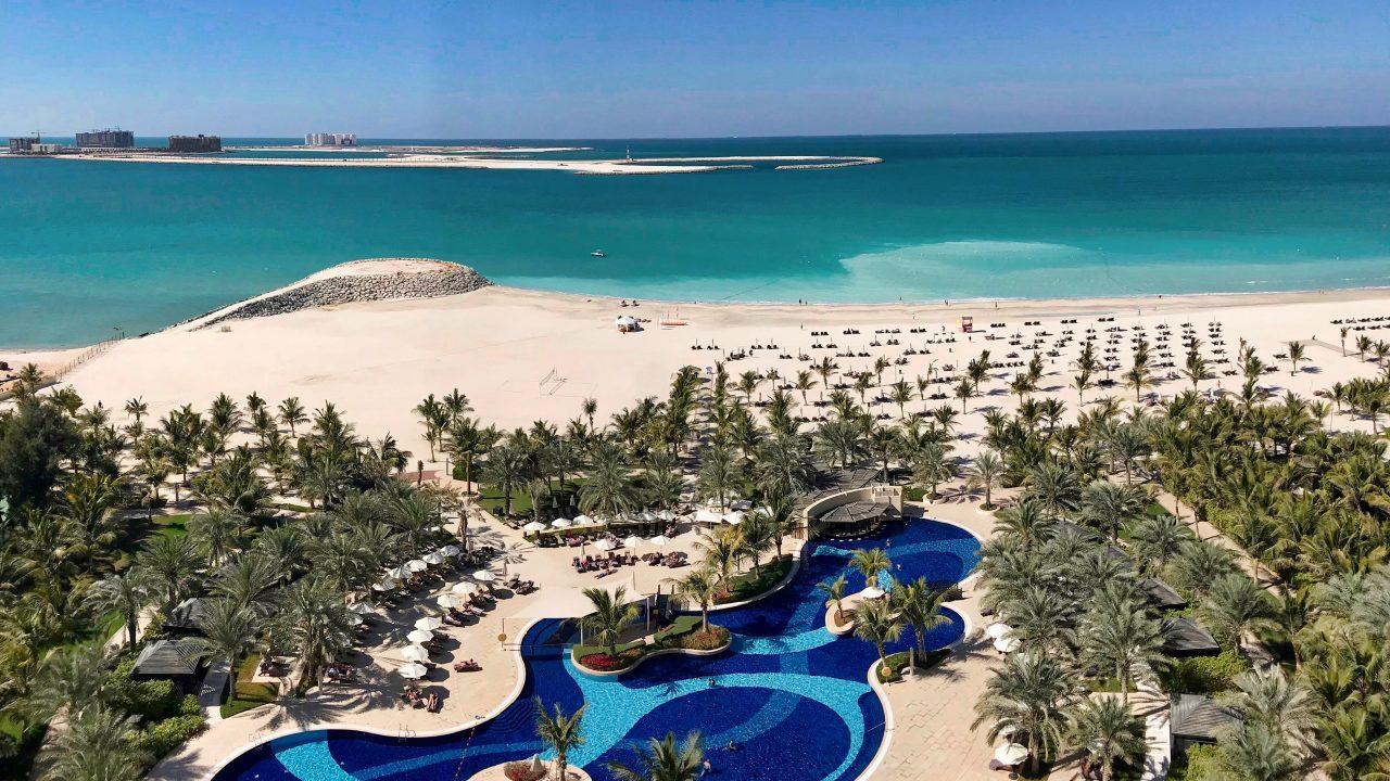 Hotel Waldorf Astoria Ras Al Khaimah_Privatstrand