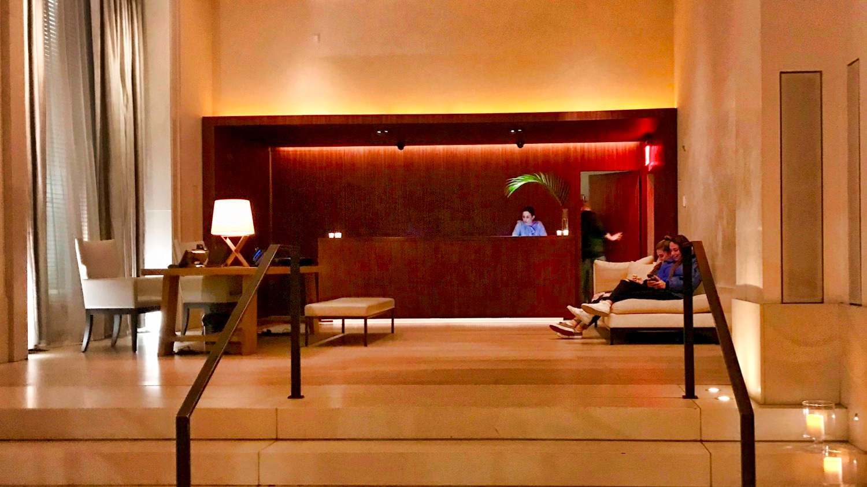 Hotel The New York EDITION Lobby