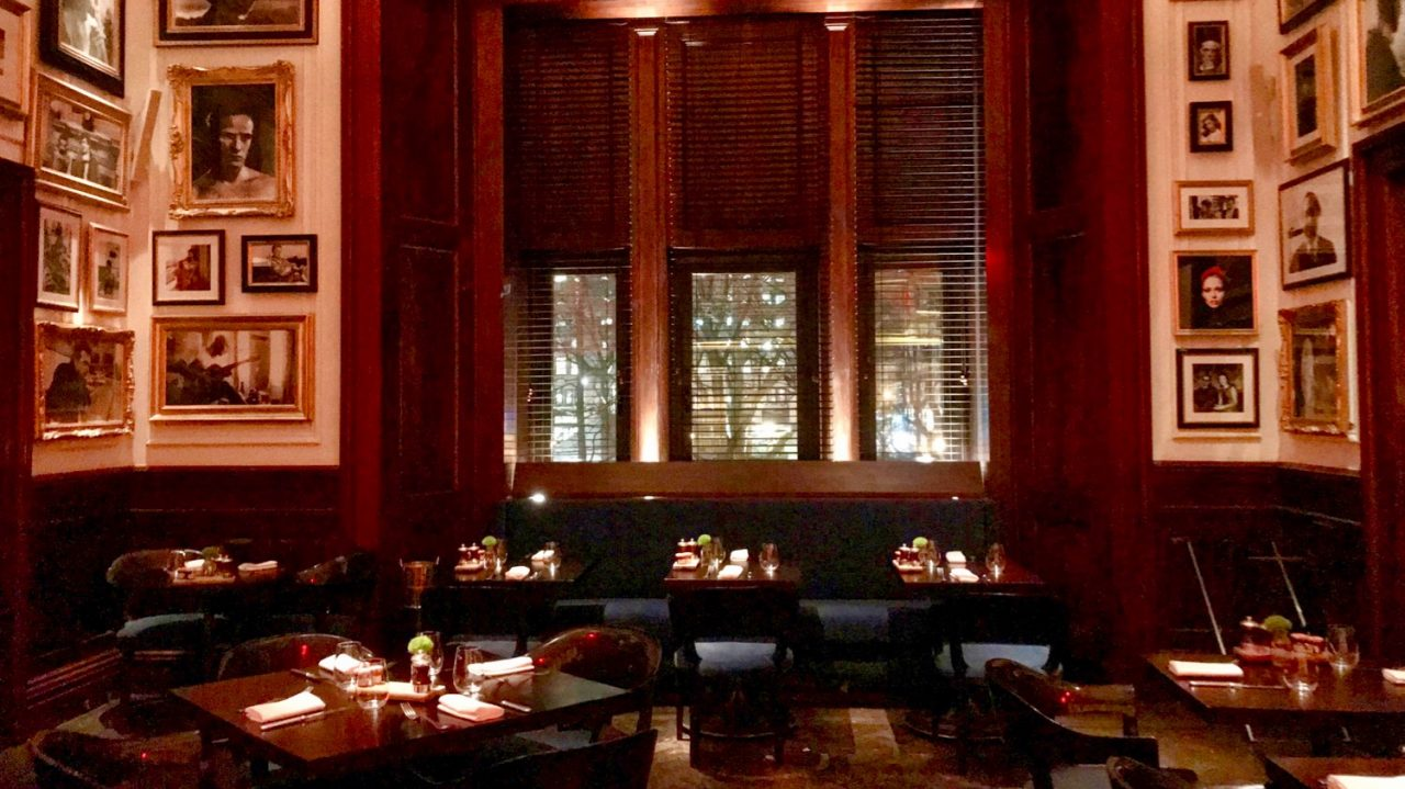 Hotel The New York EDITION Restaurant