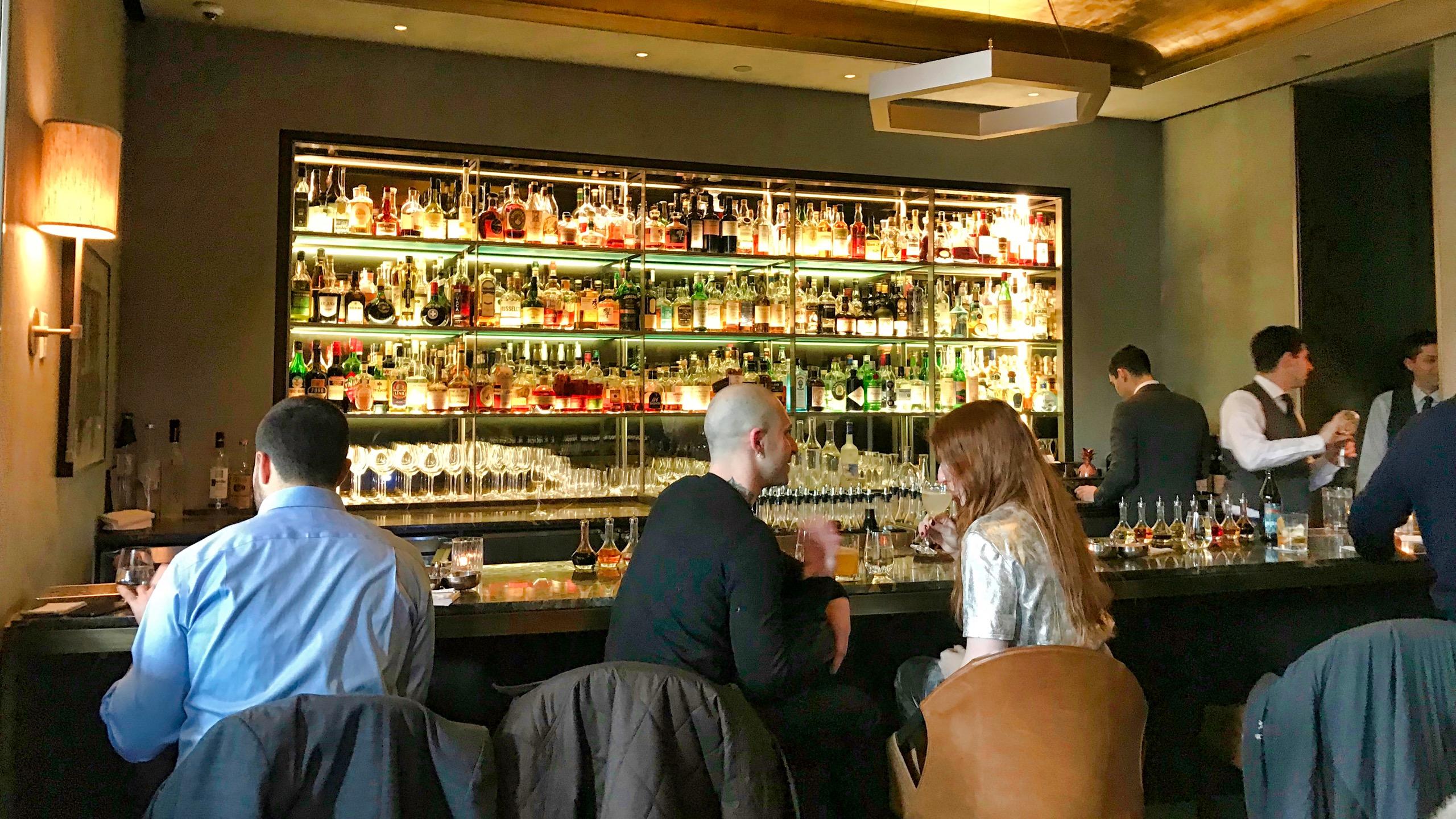 Restaurant Eleven Madison Park New York Bar 2