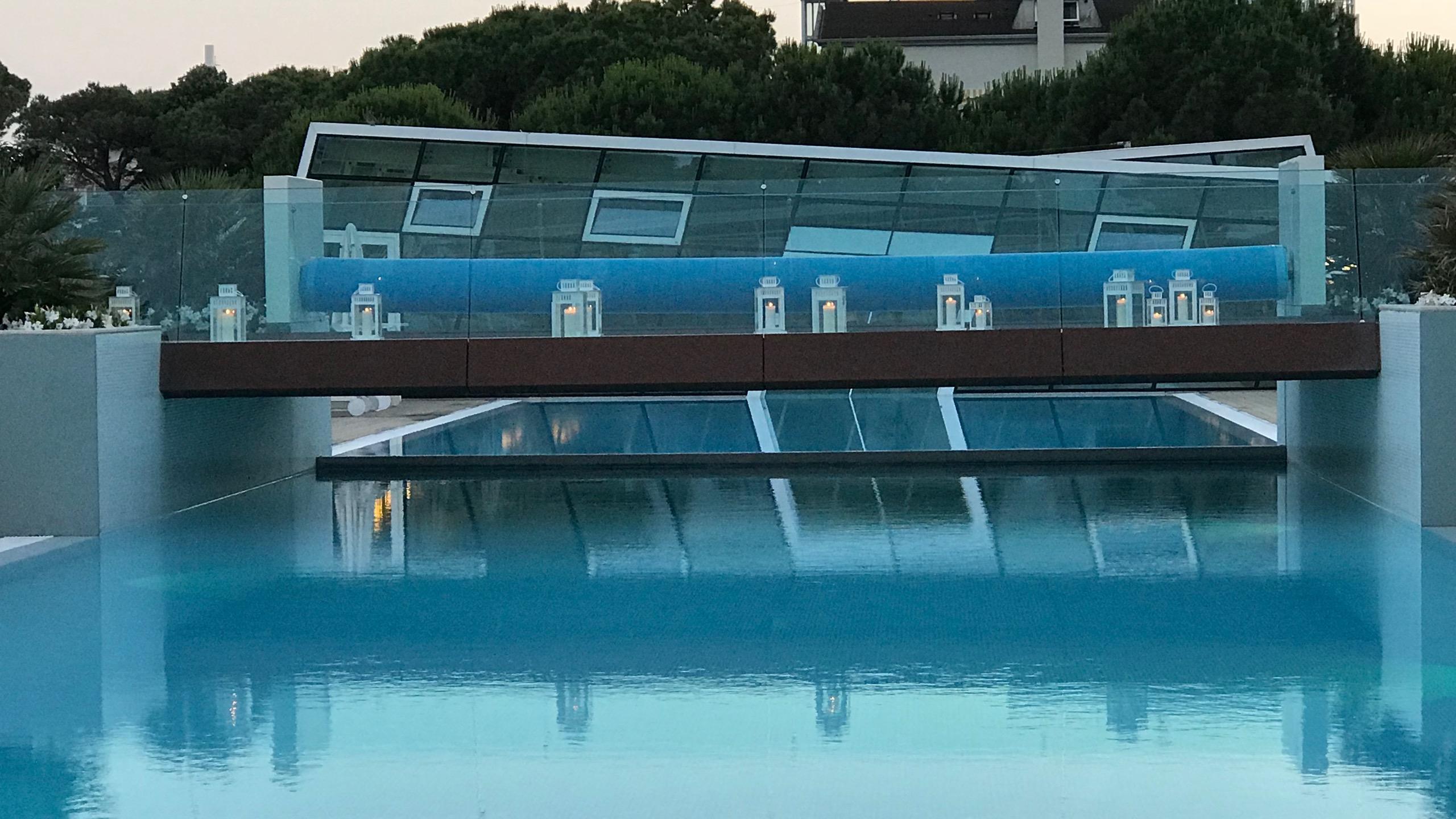 Almar Jesolo Resort & Spa Hotel Italien Innenpool