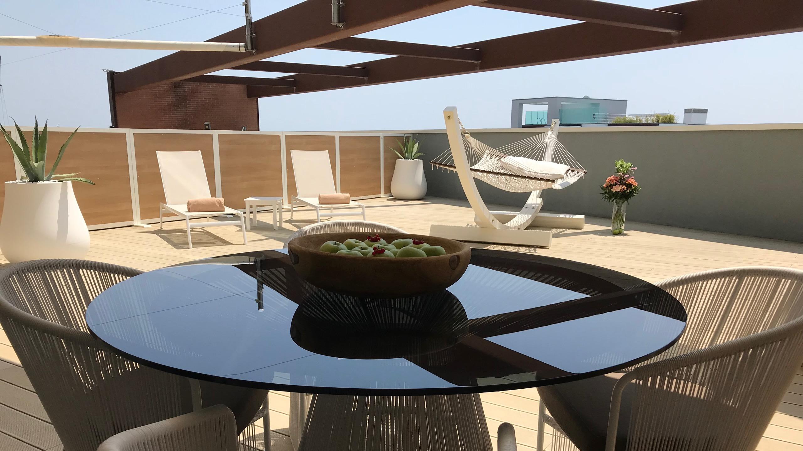 Almar Jesolo Resort & Spa Hotel Italien Sundeck Suite