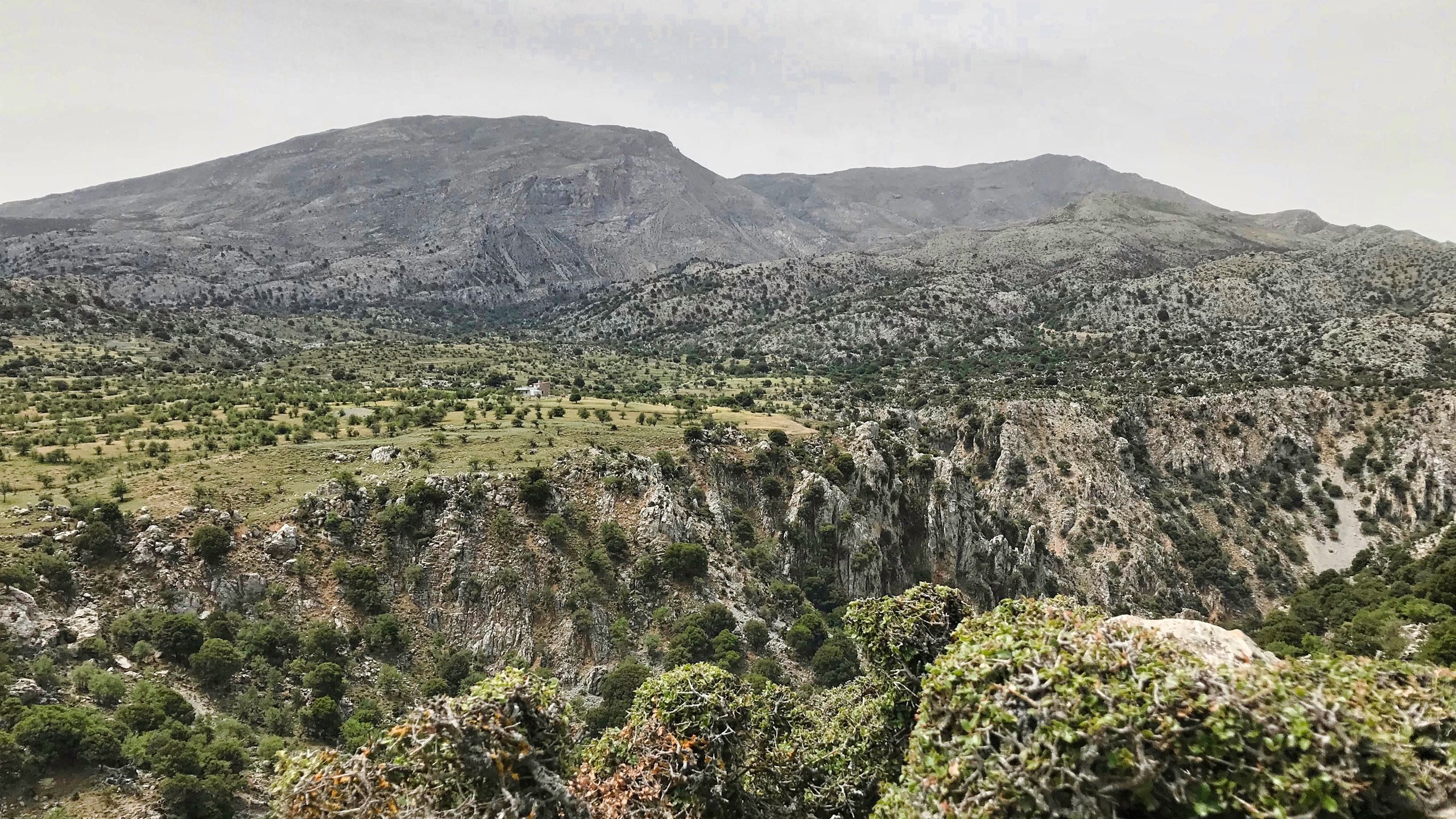 Hotel Daios Cove Kreta Land Rover Tour Berge und Kluften