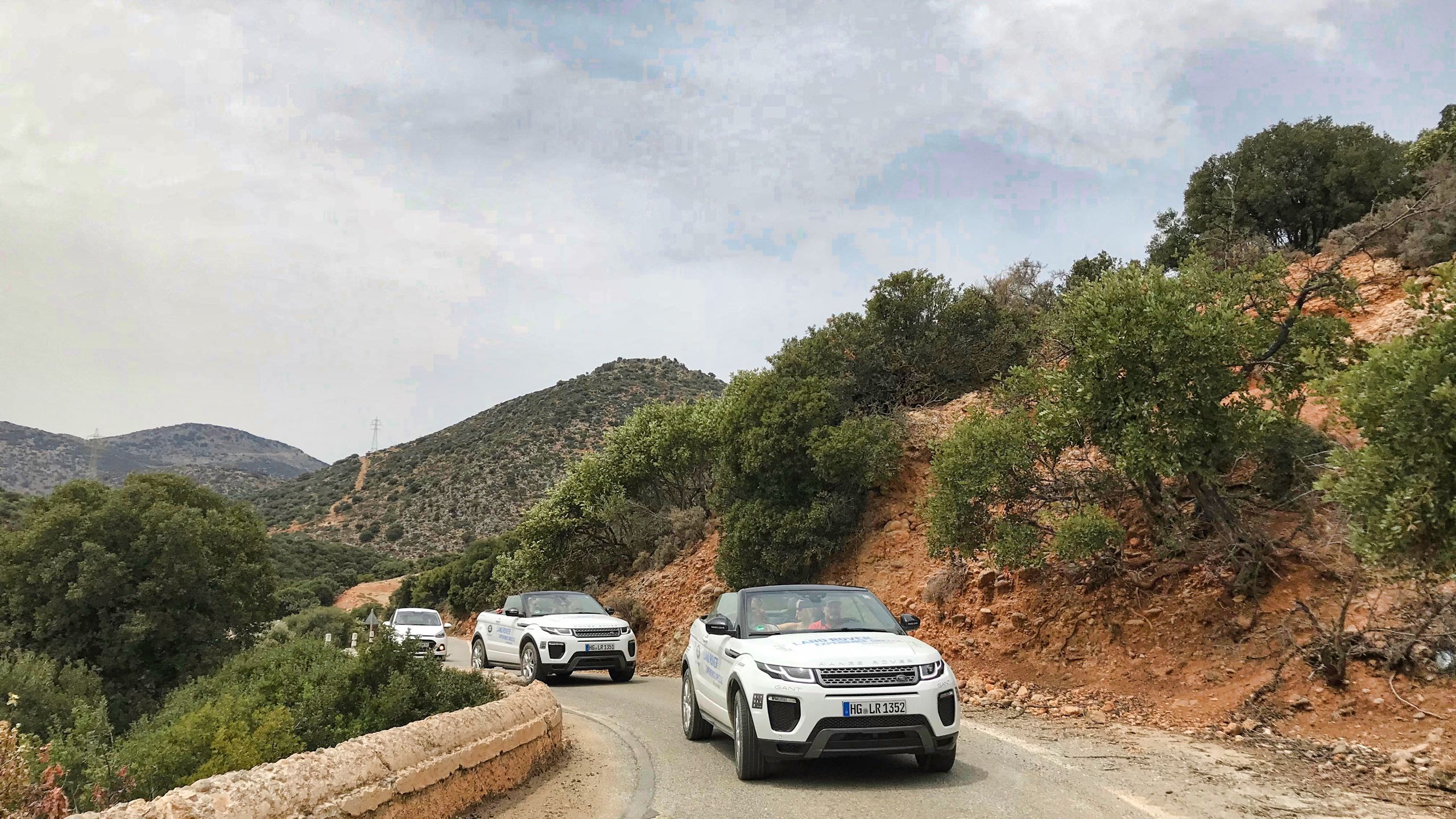 Hotel Daios Cove Kreta Land Rover Tour Berge_