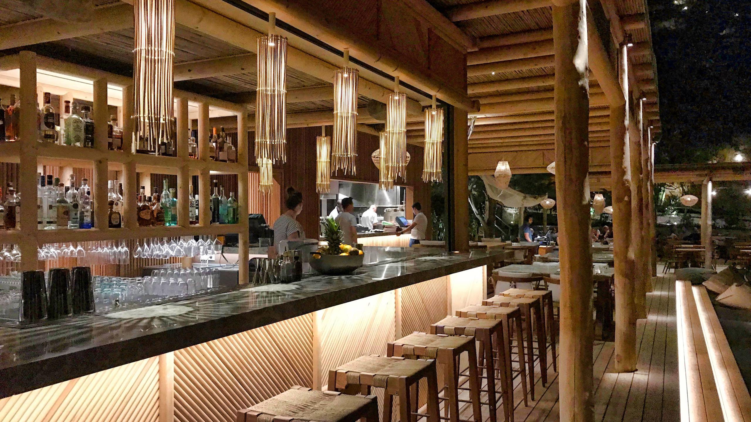 Hotel Daios Cove Kreta Ocean Beach Bar