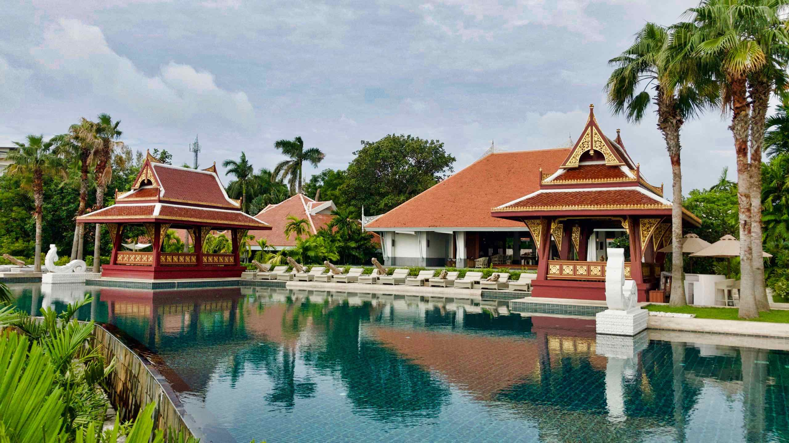 Amatara Wellness Resort Phuket Pool