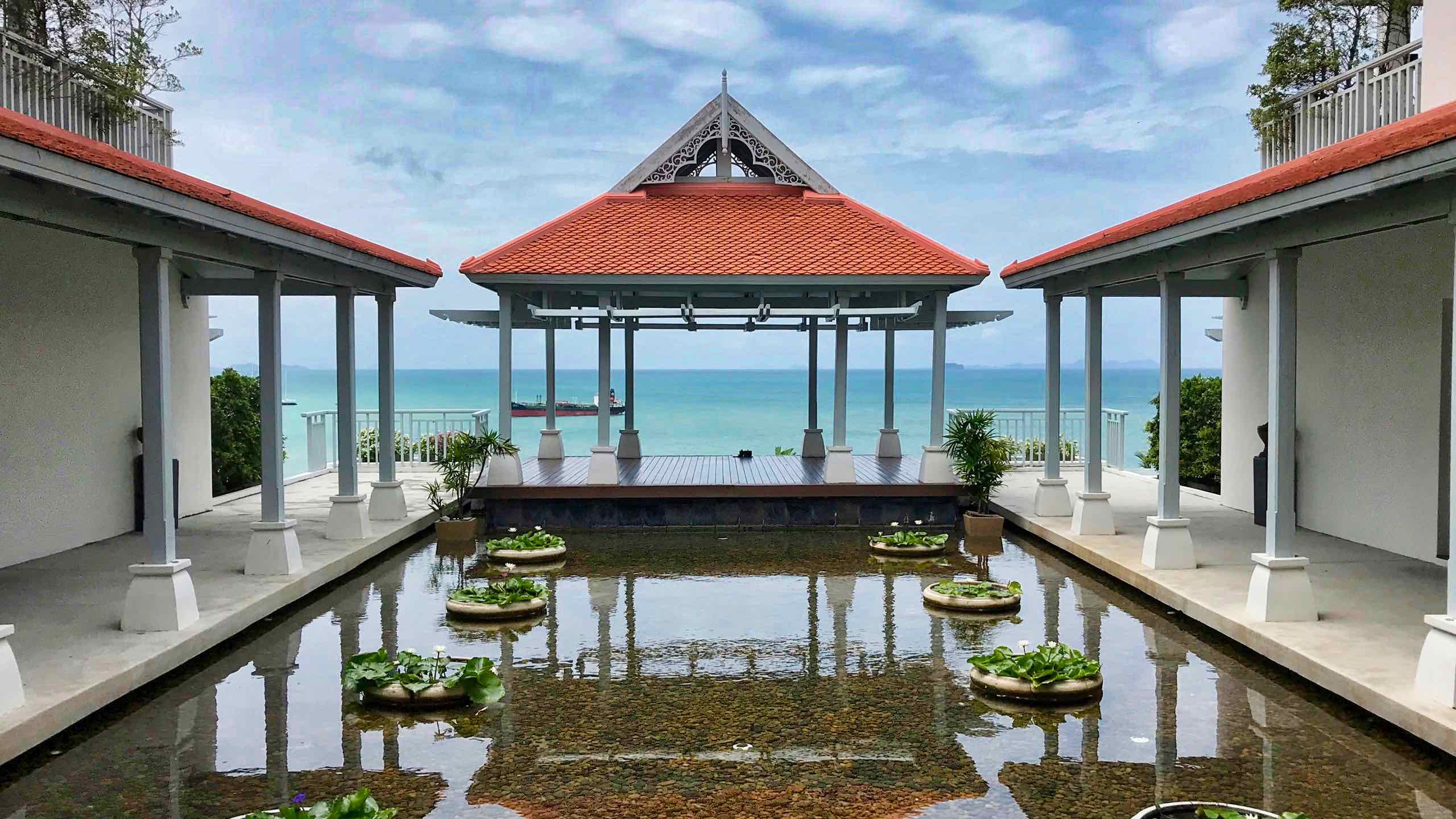 Amatara Wellness Resort Phuket Spa