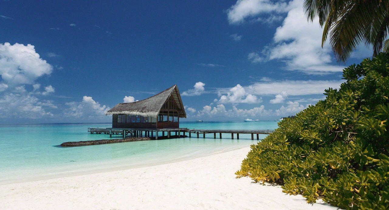 Bereit zum tauchen? Die Tauchstation auf Kuramathi Island Malediven.
