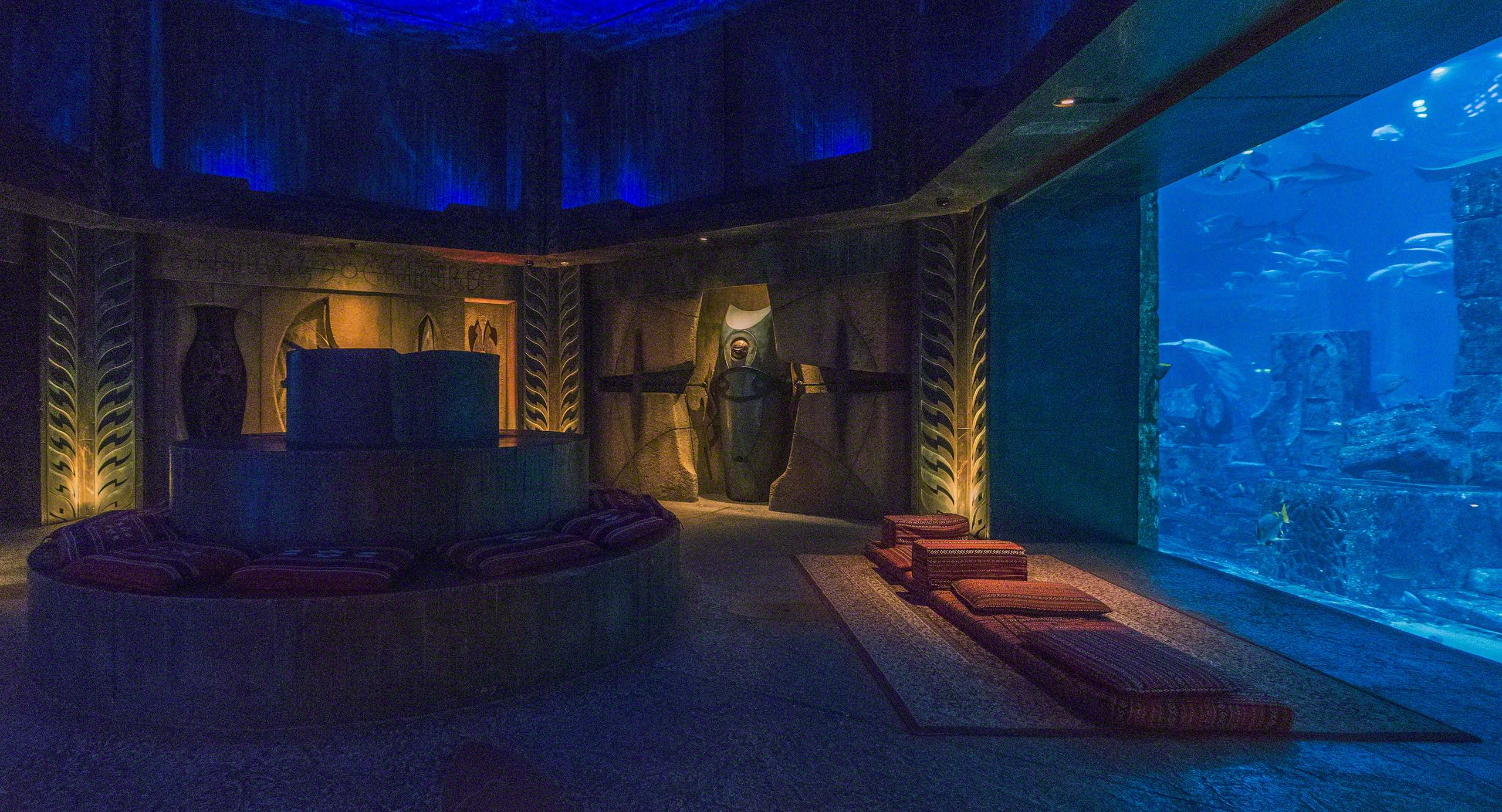Aufregender als jedes Kino: Lost Chambers Aquarium. Foto © Mirco Seyfert