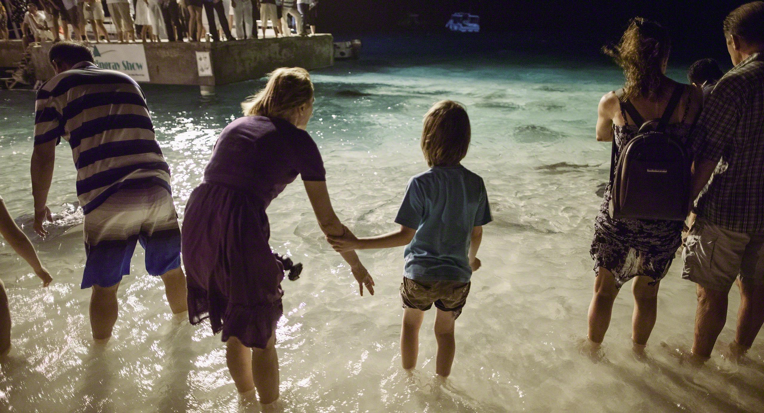 Malediven Highlight nicht nur für die Kleinen: Fishwatching.