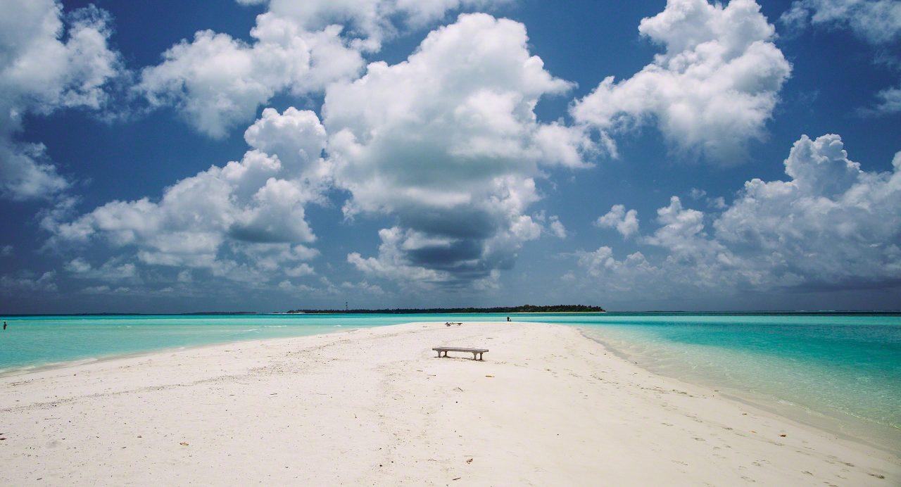 Die schönste Malediven Sandbank aller Zeiten