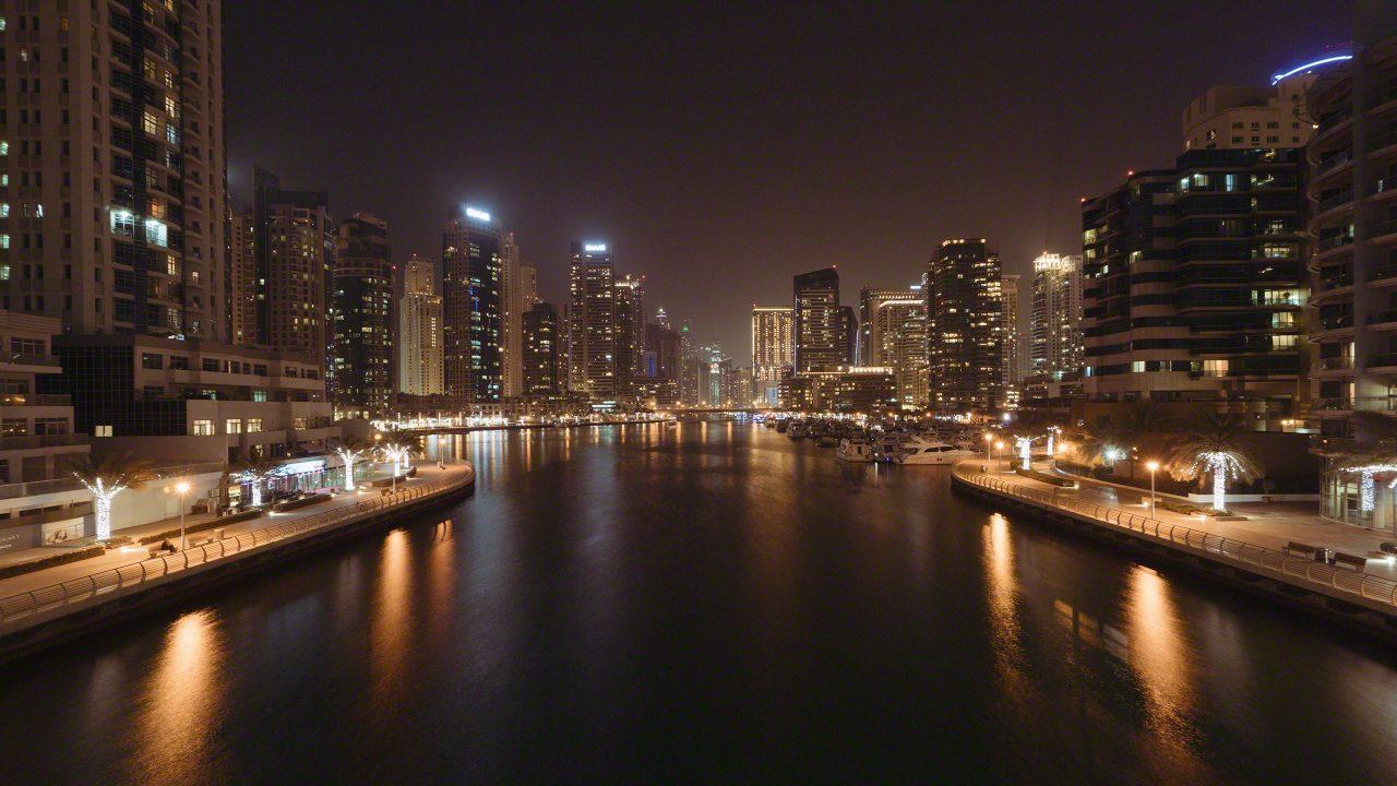 """""""Stadt in der Stadt"""" Dubai Marina ist die coolste Wohnadresse."""