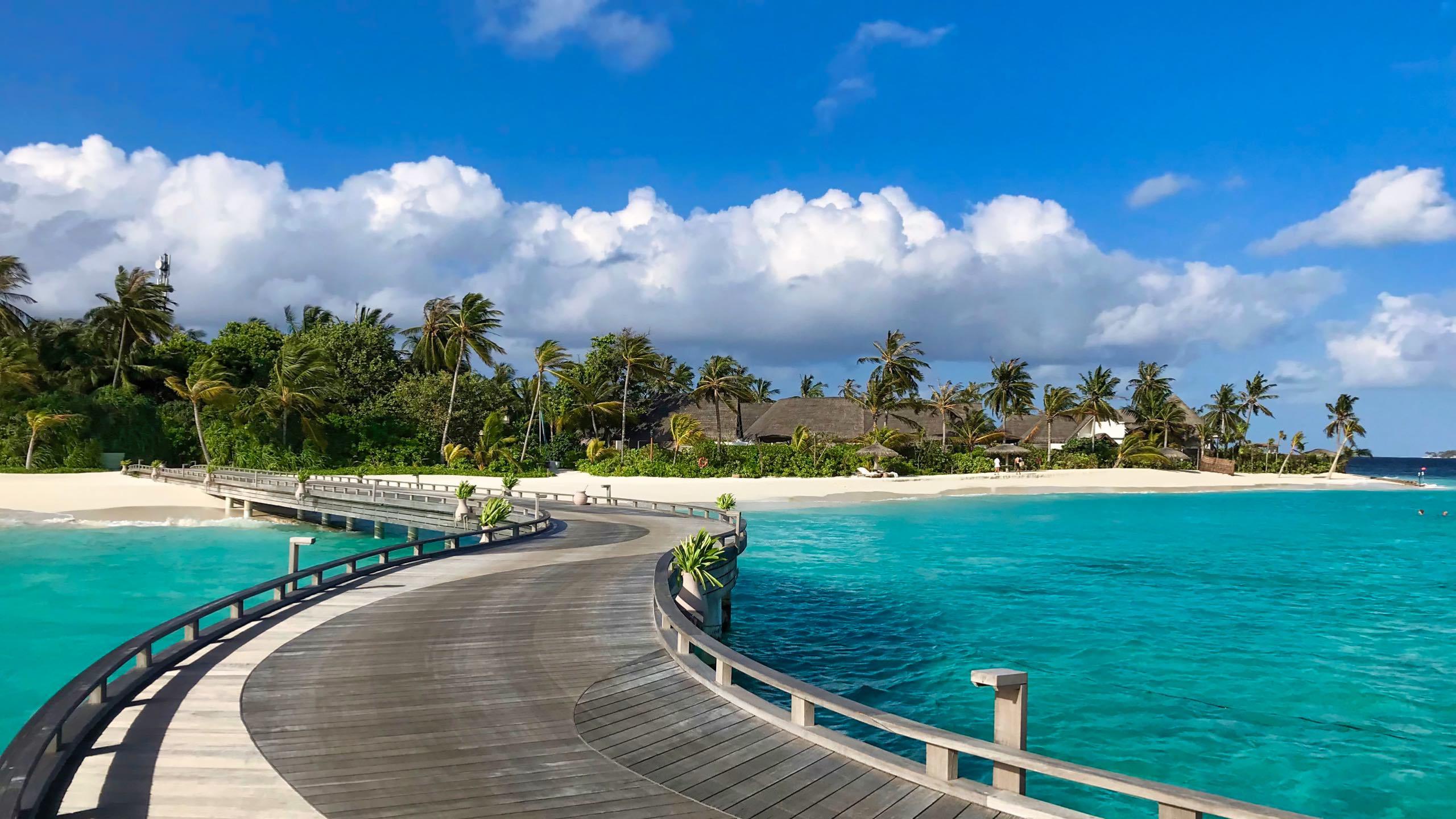 Milaidhoo Island Malediven Insel
