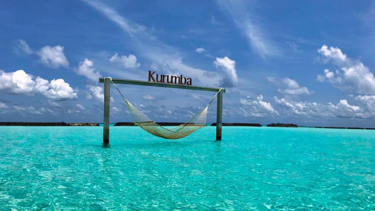 Mein Lieblings-Bett im Meer.