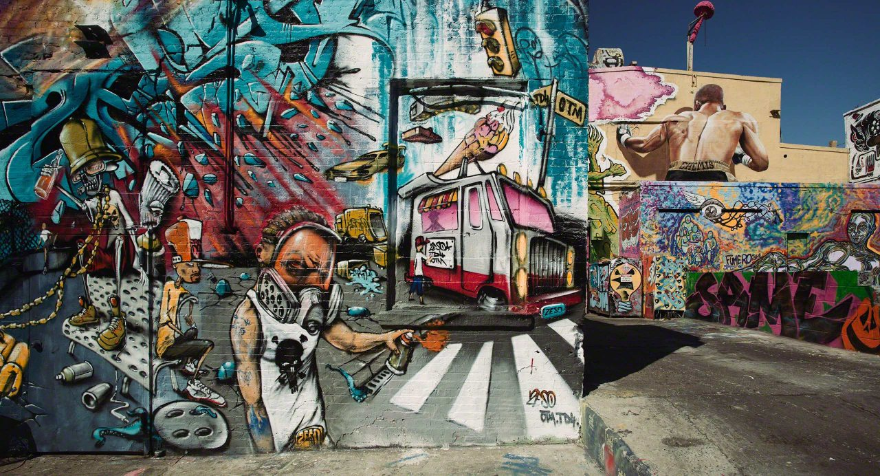 New York 5Pointz in Queens © Mirco Seyfert