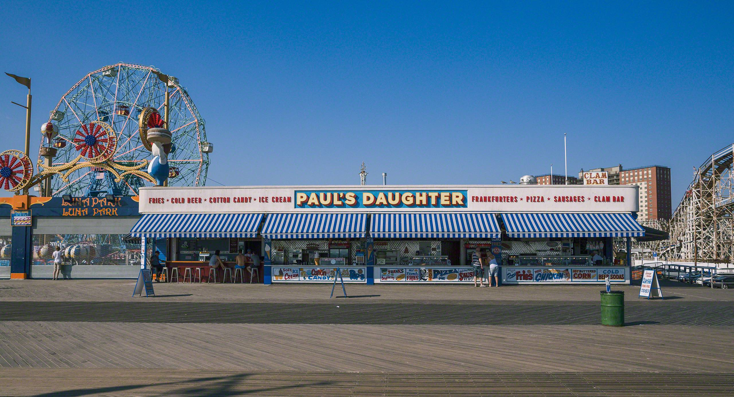 New York Coney Island © Mirco Seyfert