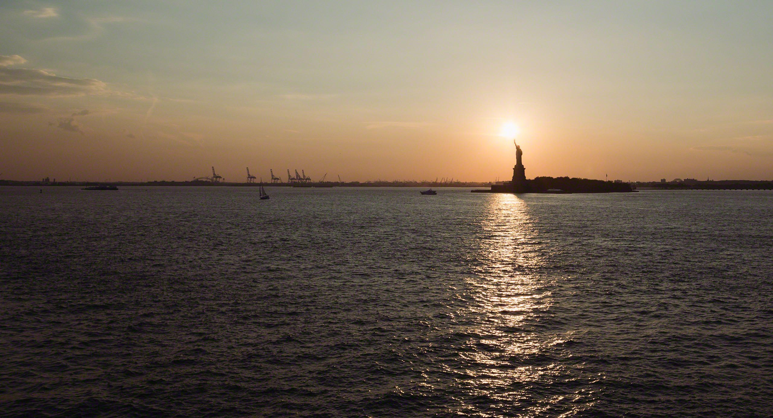 New York Freiheitsstatue © Mirco Seyfert