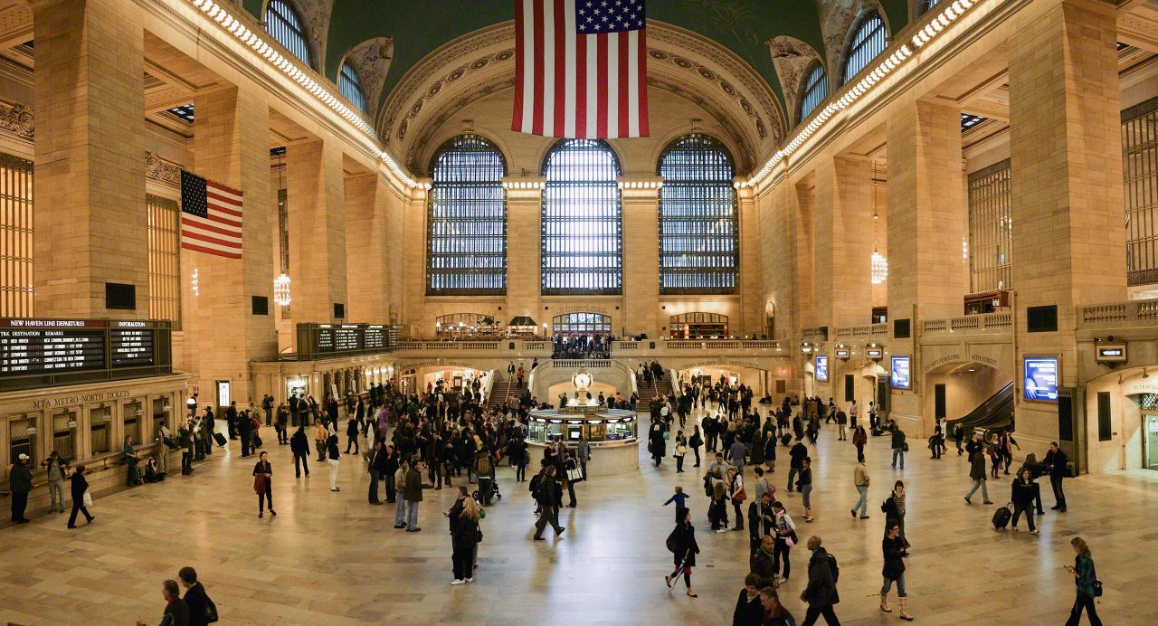 New York Grand Central Terminal © Mirco Seyfert