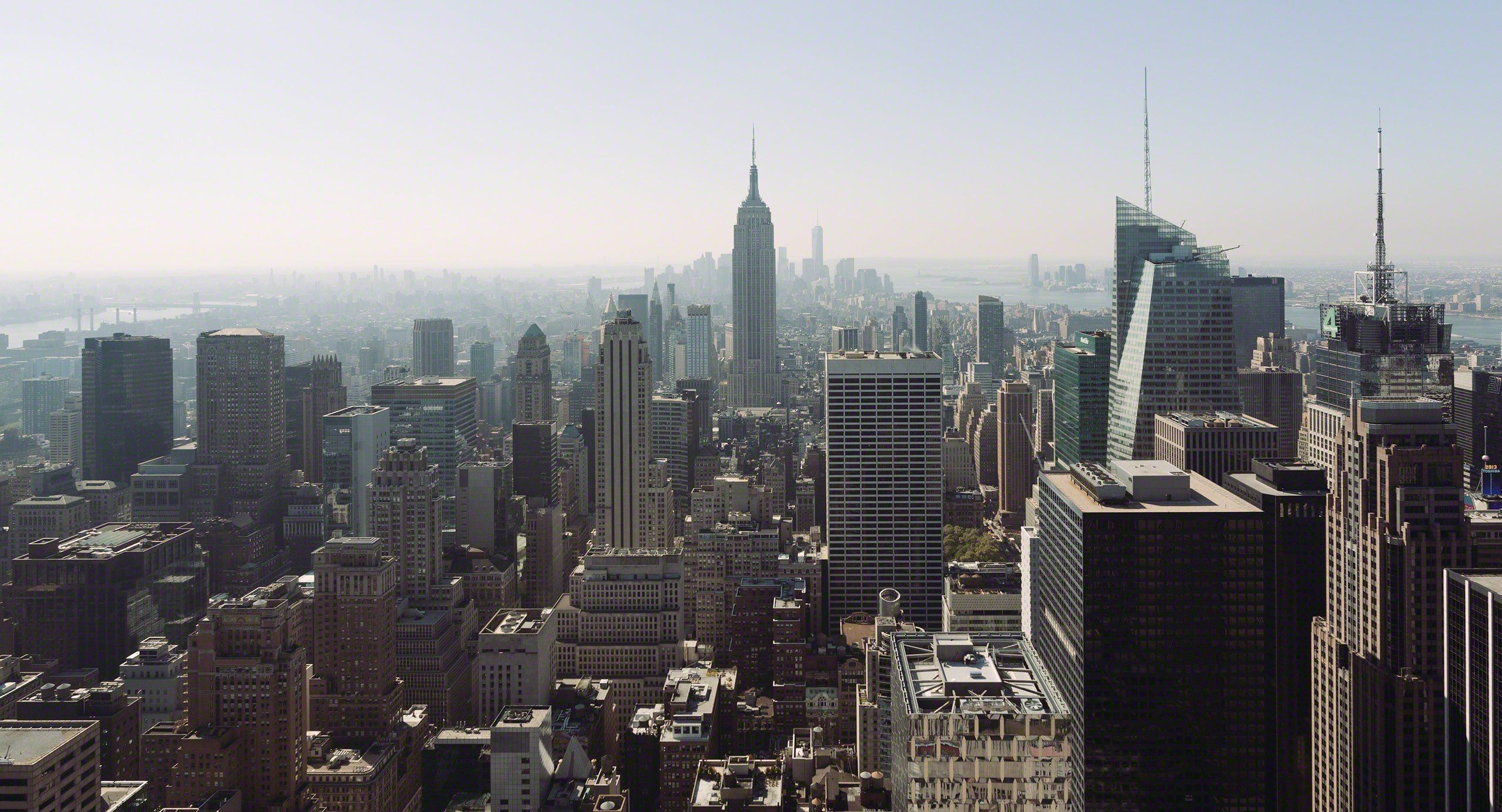 New York Skyline © Mirco Seyfert