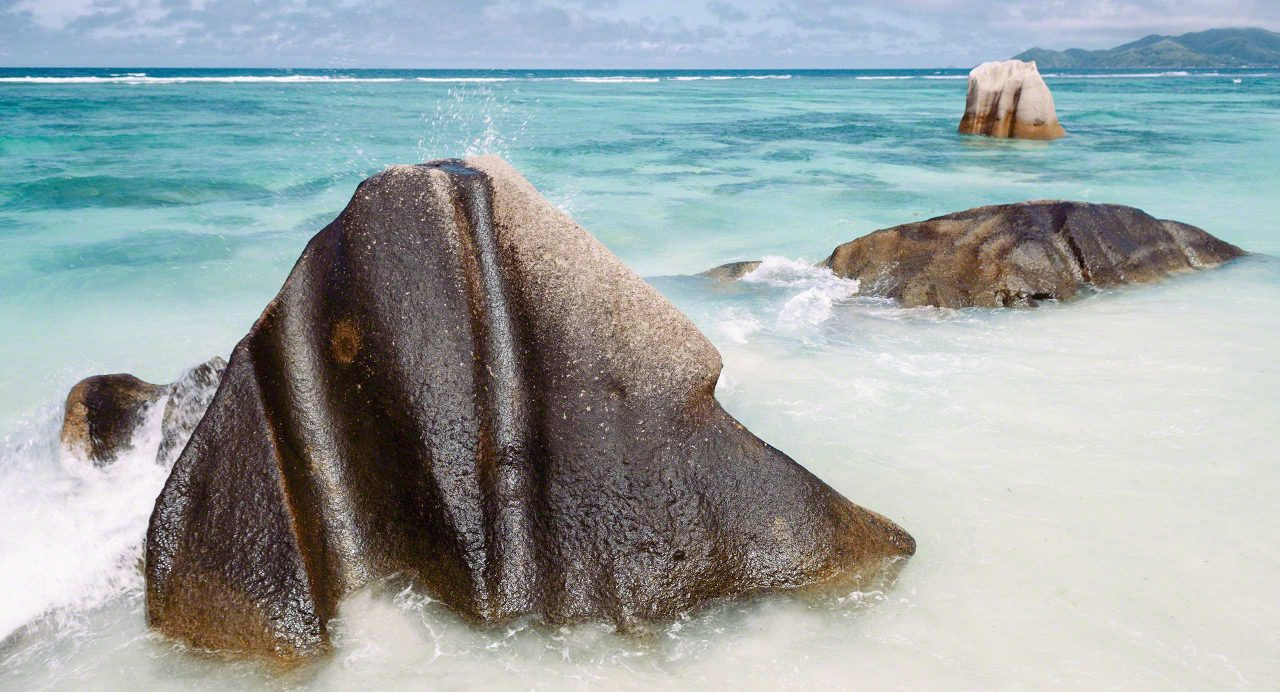 Seychellen, Anse Source d'Argent, La Digue © Mirco Seyfert