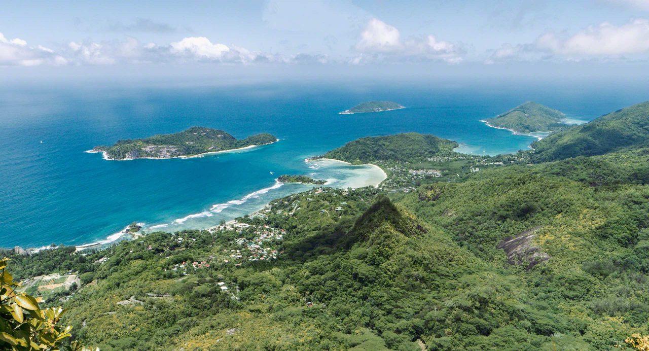 Seychellen Inseln Thérèse und Port Glaud © Mirco Seyfert