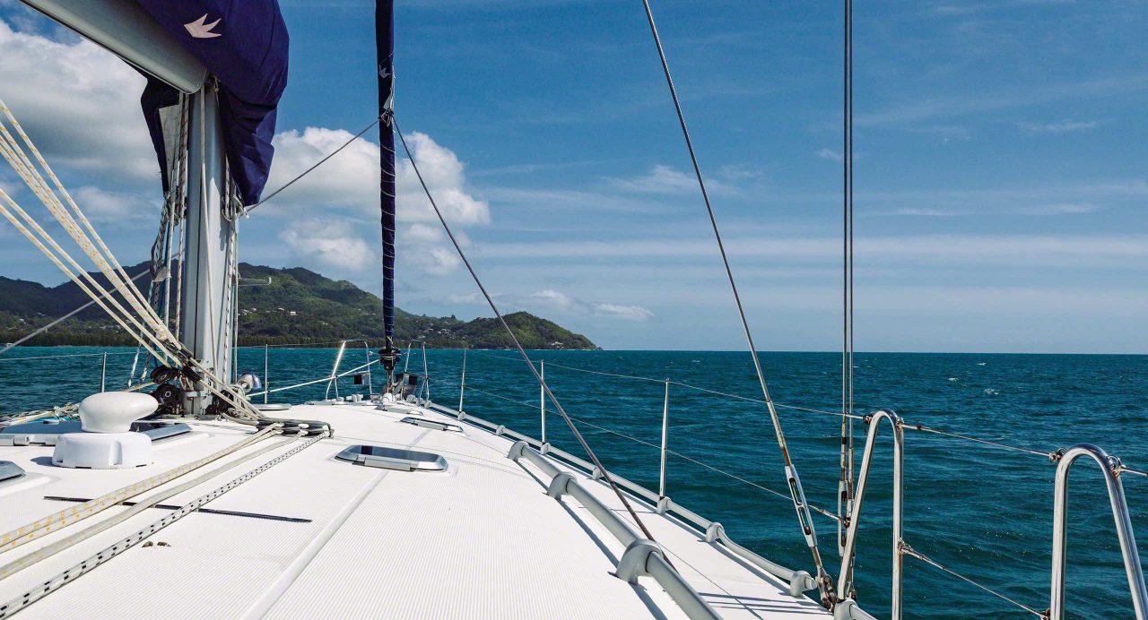 Seychellen, Segeln auf den Seychellen © Mirco Seyfert