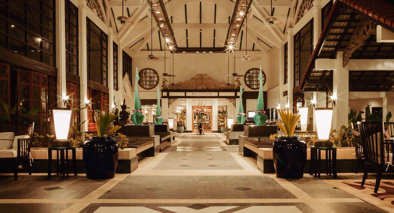 Hotel Dusit Thani Laguna Phuket©Mirco Seyfert