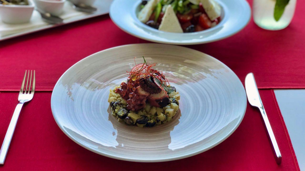 Santorini Reise Highlights und Tipps Restaurant Lauda
