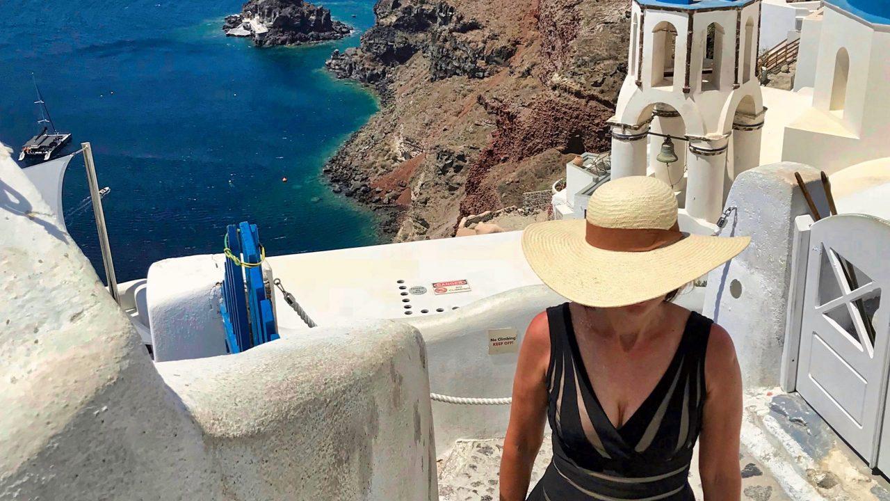 Santorini Reise Highlights und Tipps Svemirka in Oia