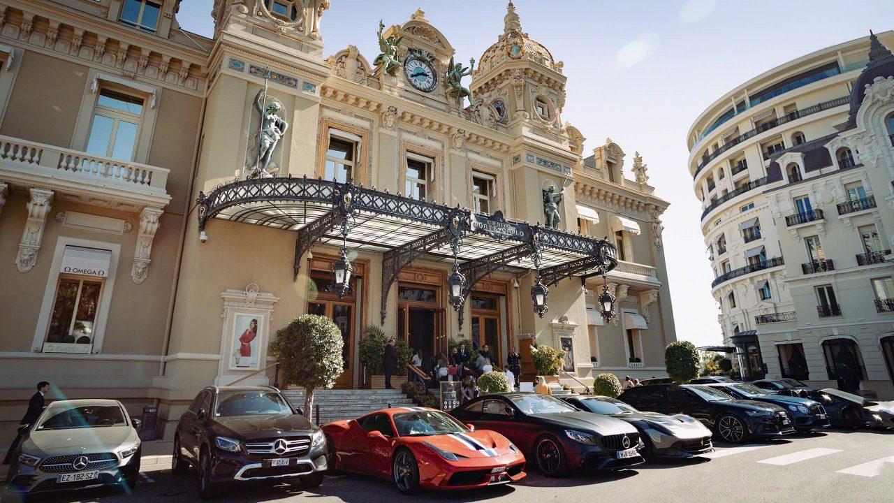 Nicht nur ein prunkvolles Bauwerk, das Casino Monte Carlo ist die bekannteste Spielbank der Welt. ©Mirco Seyfert