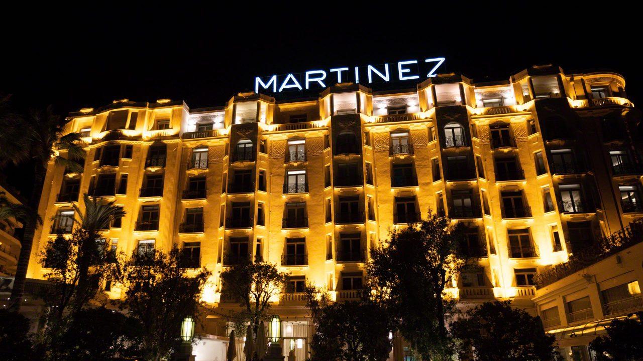 Das Wahrzeichen von Cannes mit beeindruckender Architektur. ©Mirco Seyfert