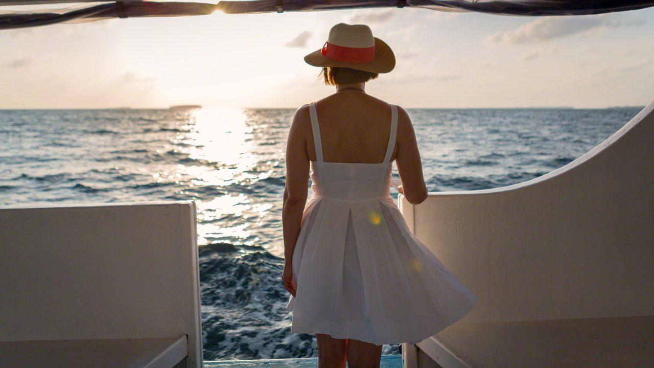 Sunset Cruise auf Furaveri ©Mirco Seyfert