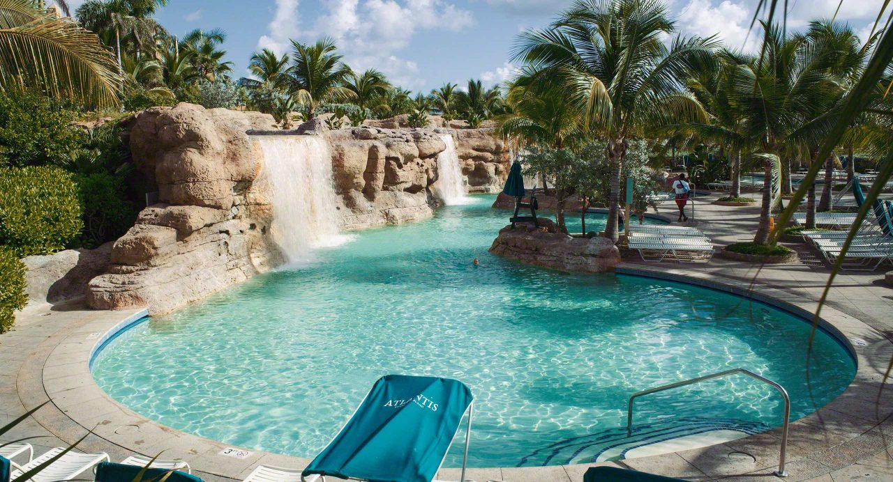 Bahamas: Atlantis Resort Pool © Mirco Seyfert