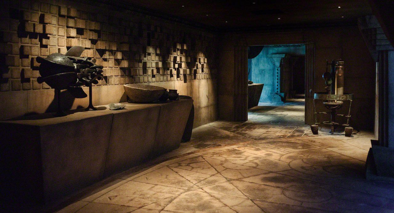 Bahamas: mystische Gänge im Atlantis Resort © Mirco Seyfert