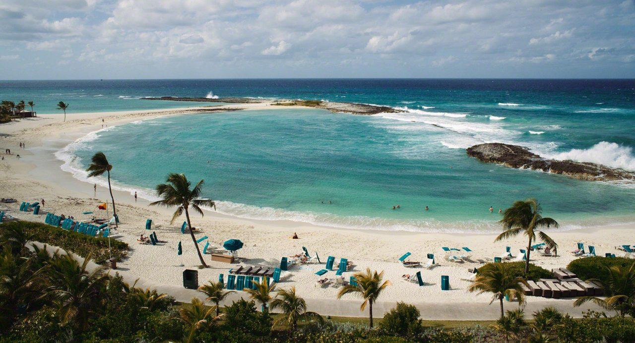Bahamas: Atlantis Resort Traumstrand © Mirco Seyfert