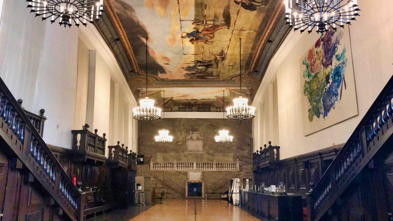 Beeindruckend: Karl-Böhm-Saal im Festspielhaus.