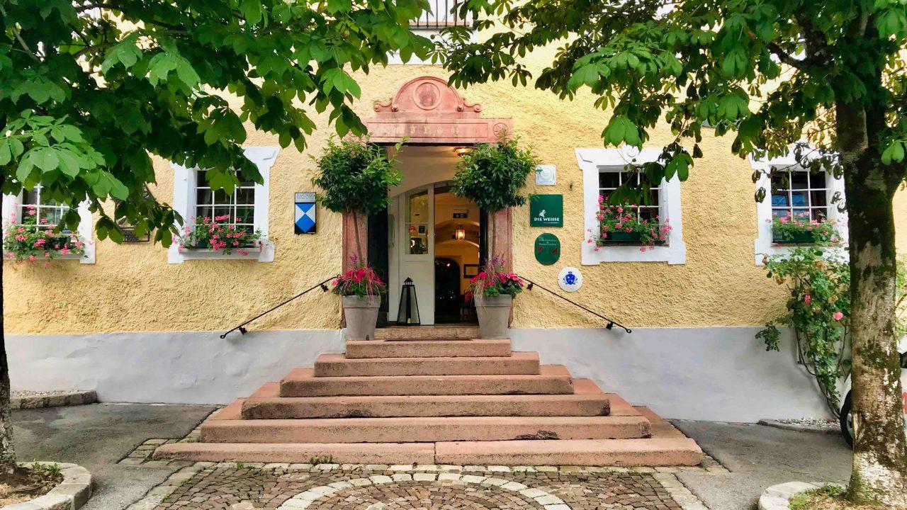Romantik Hotel Gmachl: Historisches Idyll vor den Toren Salzburgs.