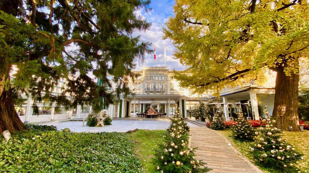 Mit seinen 175 Jahren zählt das Luxushotel zu den weltweit ältesten 5-Sterne Hotels, die noch im Besitz der Gründerfamilie sind.