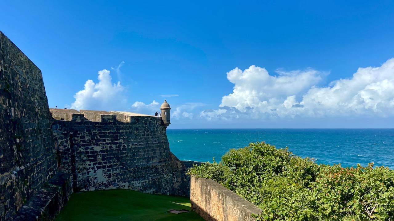 Weltkulturerbe: Von der Festung El Morro wurde die Hafeneinfahrt bewacht.